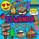 Towanda von Corey Paige Designs