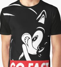 GO FAST Graphic T-Shirt