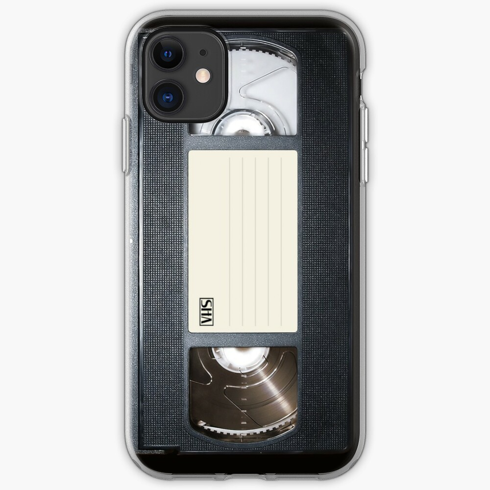 VHS tape iphone-case iPhone Case & Cover