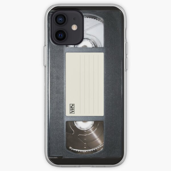 VHS tape iphone-case iPhone Soft Case