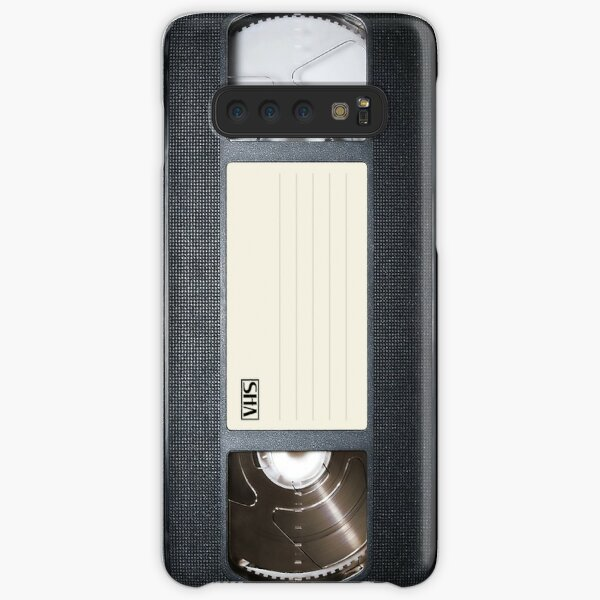 VHS tape iphone-case Samsung Galaxy Snap Case