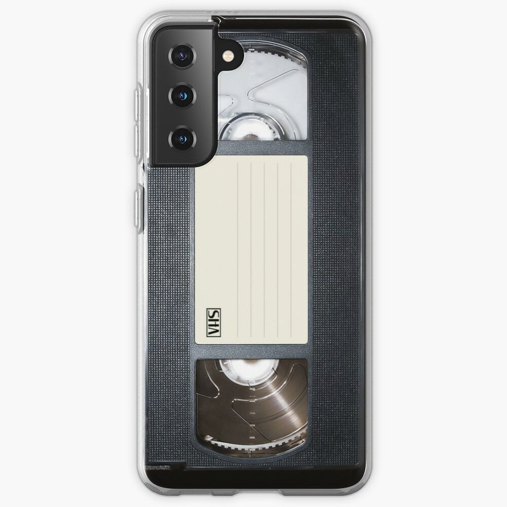 VHS tape iphone-case Case & Skin for Samsung Galaxy