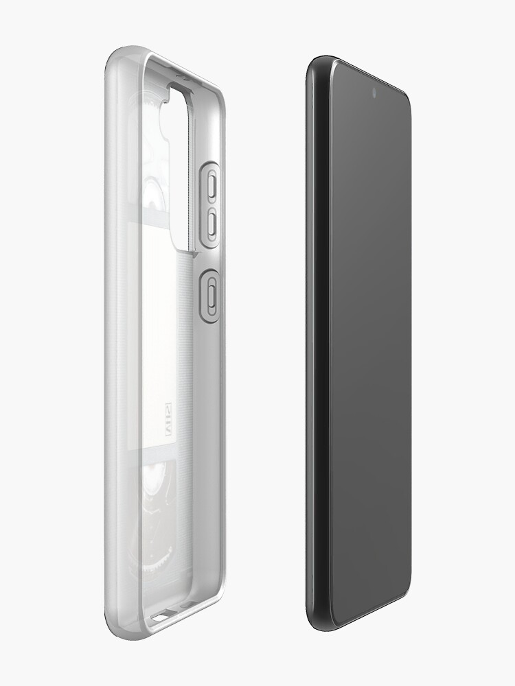 Alternate view of VHS tape iphone-case Case & Skin for Samsung Galaxy