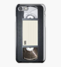 VHS tape iphone-case iPhone Case/Skin
