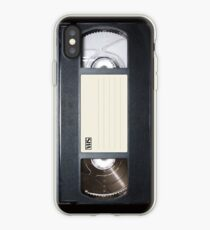 VHS tape iphone-case iPhone Case