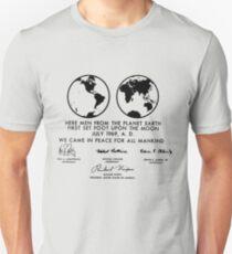 Apollo Plaque T-Shirt