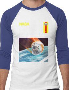 Owners Workshop Manual - NASA Apollo Men's Baseball ¾ T-Shirt