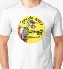 Vintage moped Mobylette 50 motobecane T-Shirt