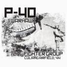 P-40 Warhawk by TGIGreeny