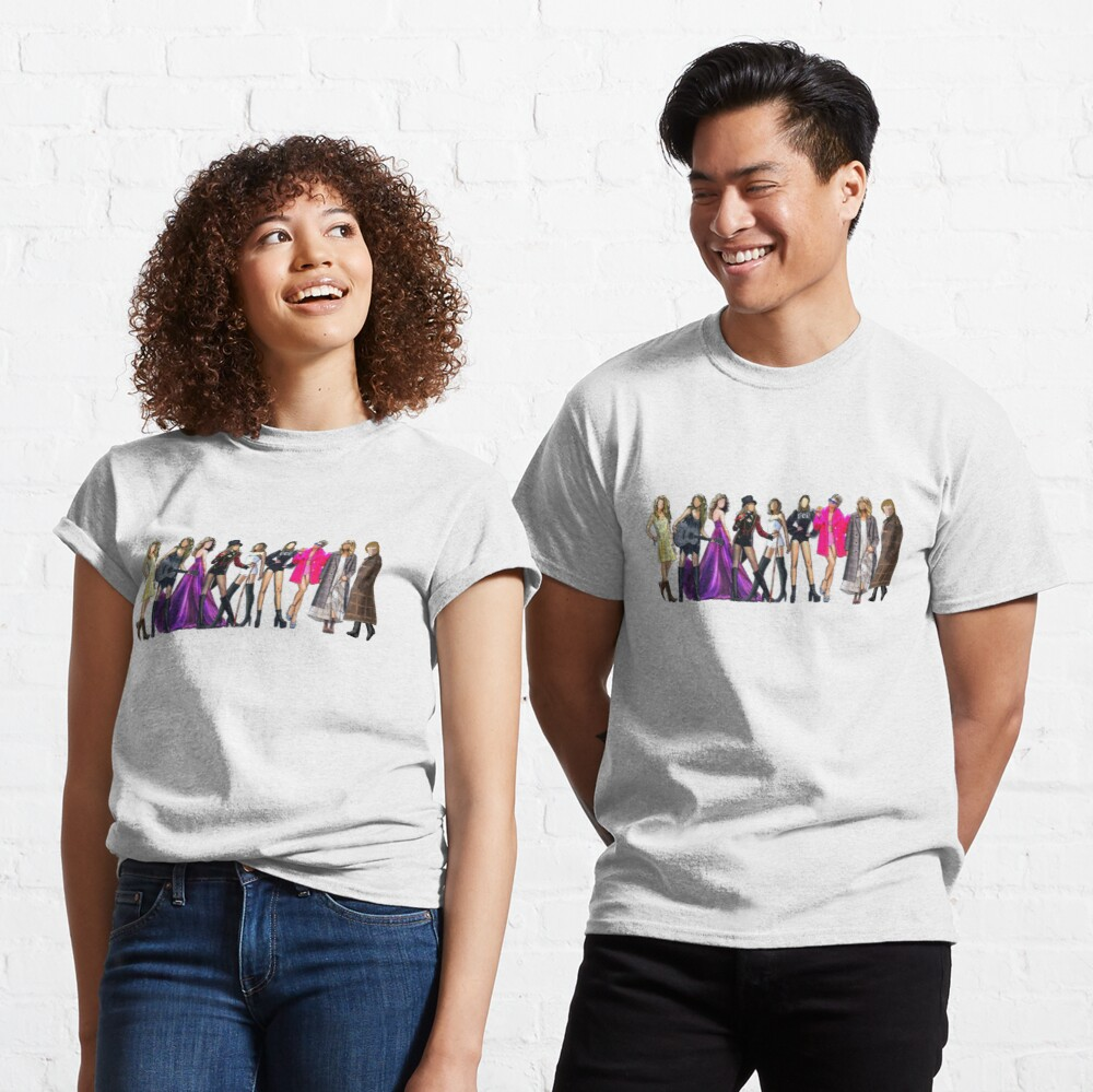 9 eras Classic T-Shirt