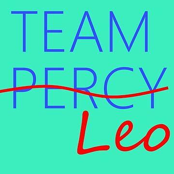 Team Leo by mdoering16