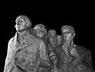 Mount Rushmore National Memorial Scale Model by Alex Preiss