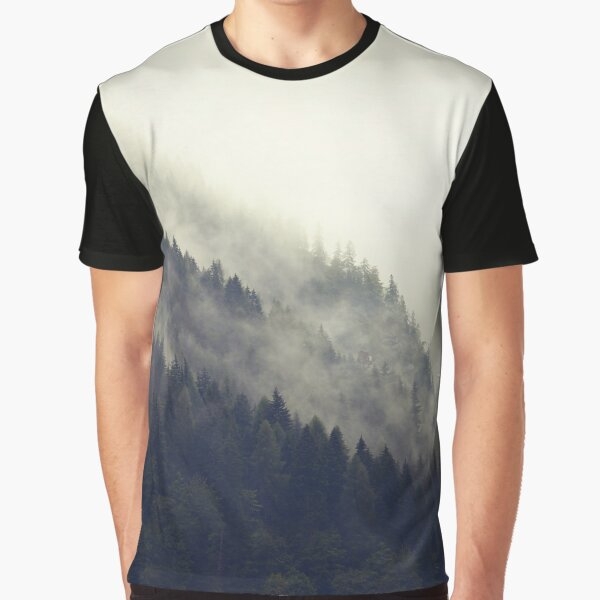 Forest Moon Graphic T-Shirt
