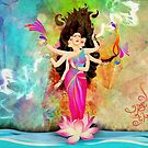Diwali-with-Goddess-Lakshmi by archys Design