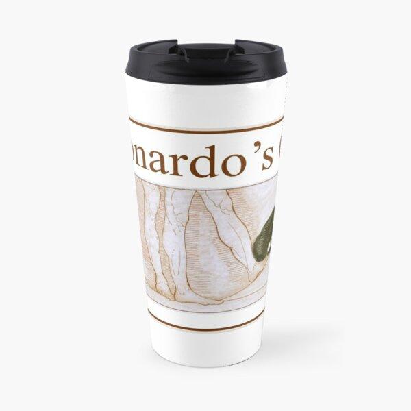 Leonardo's Cat Travel Mug