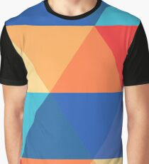 Contrast & Complement Graphic T-Shirt