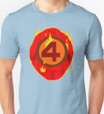 LAZY COSPLAY: Fantastic Four's Johnny Storm T-Shirt