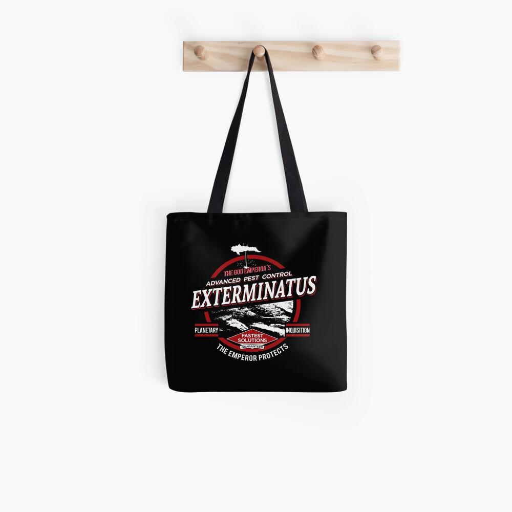 Exterminatus - Advanced pest control Tote Bag