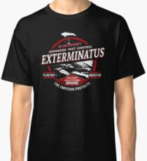 Exterminatus - Advanced pest control Classic T-Shirt