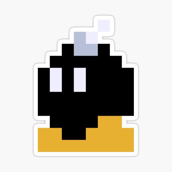 Bob-Omb Sticker