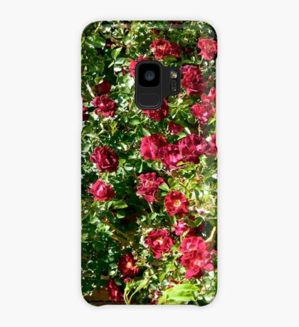Red Roses Case/Skin for Samsung Galaxy