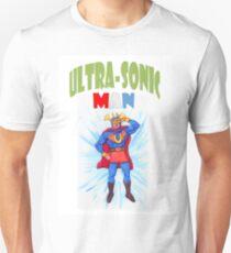 Ultrasonic Man Unisex T-Shirt