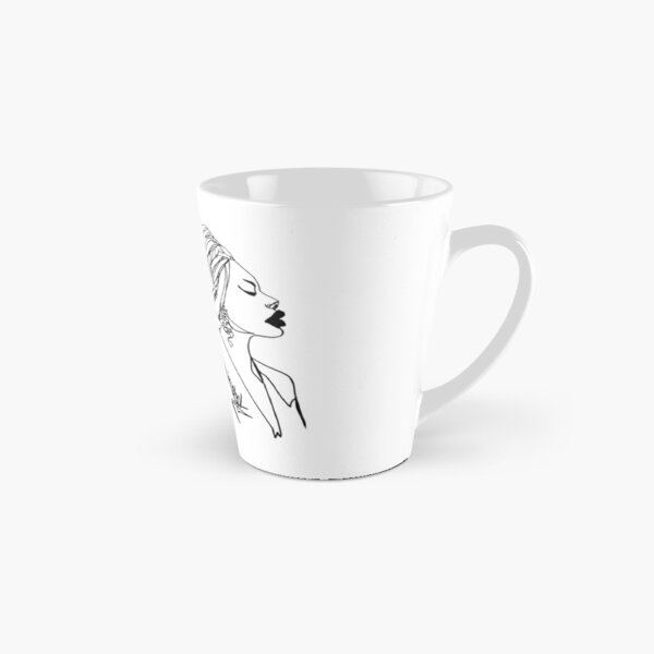 Copy of Copy of Got your back - black and white Tall Mug
