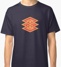 The Sigil of the Burning Dawn Emblem Classic T-Shirt