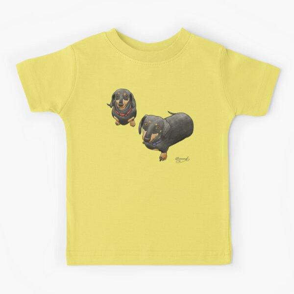 Dachshund Love Kids T-Shirt