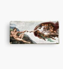 sistine chapel  Canvas Print