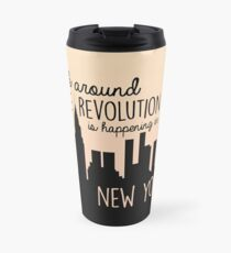 Revolution in NYC Thermobecher