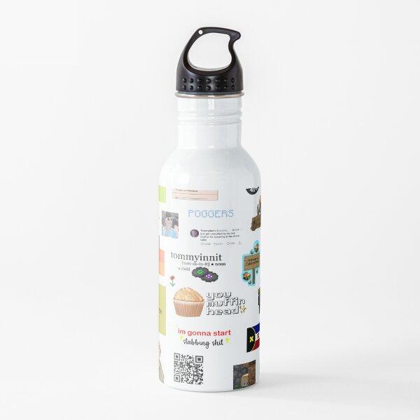 dream smp memes Water Bottle