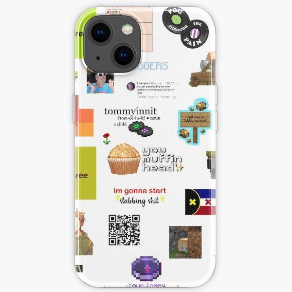 dream smp memes iPhone Soft Case