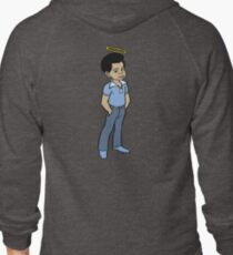 Gary Coleman 01 - with Halo T-Shirt
