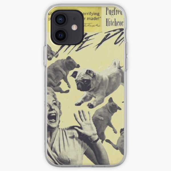 The Pugs Attack iPhone Soft Case