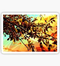 Flamboyant Nature 2 Sticker