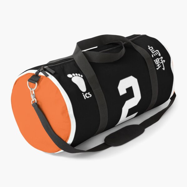Haikyuu !! Koshi Sugawara Karasuno Jersey Duffle Bag