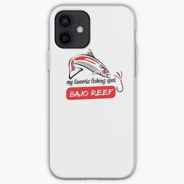 My Favorite Fishing Spot - Bajo Reef - Nootka Sound iPhone Soft Case