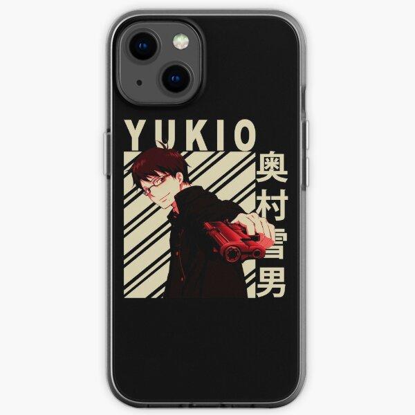 Yukio Okumura - Vintage Art iPhone Soft Case