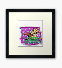 Angry Beavers Framed Print