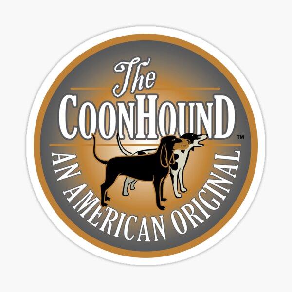 The Coonhound - An American Original Sticker