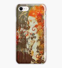 garden of vanities iPhone Case/Skin