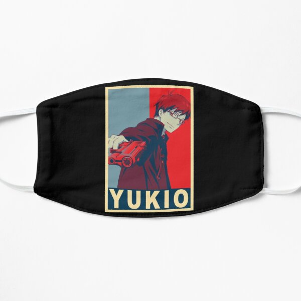 Yukio Okumura - Poster Flat Mask