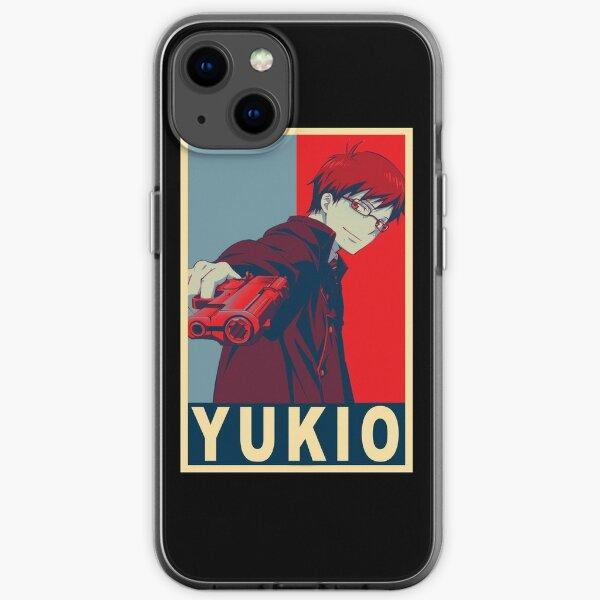 Yukio Okumura - Poster iPhone Soft Case