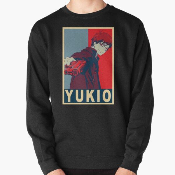 Yukio Okumura - Poster Pullover Sweatshirt