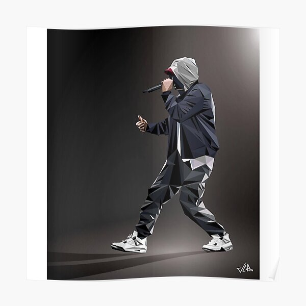 Eminem Lose yourself Poster