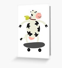 Express Milk VRS2 Greeting Card