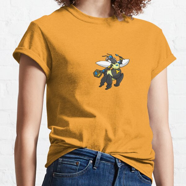 Hive Time Painter Bee Classic T-Shirt