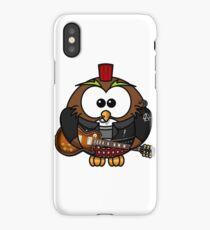 Punk Owl iPhone Case/Skin