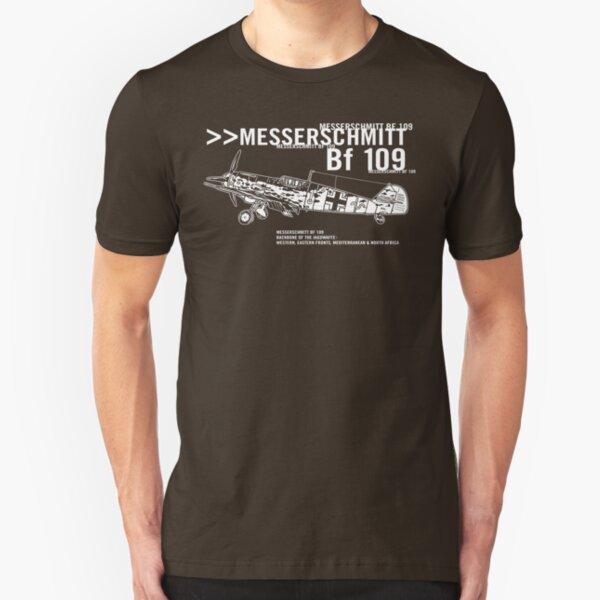 Messerschmitt BF 109 Slim Fit T-Shirt